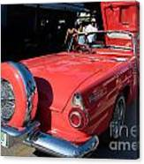 Ford Thunderbird Canvas Print