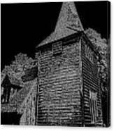 Greensted Church Canvas Print