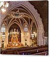 Hennepin Avenue Methodist Church Canvas Print