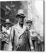 John Philip Sousa (1854-1932) Canvas Print