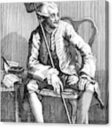 John Wilkes (1727-1797) Canvas Print