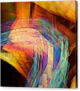 Light Strands Canvas Print