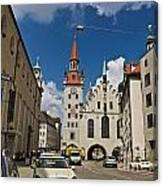 Munich Germany Canvas Print