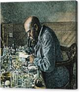 Robert Koch (1843-1910) Canvas Print