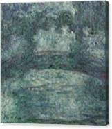 The Japanese Bridge Canvas Print