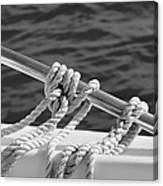 The Ropes Canvas Print