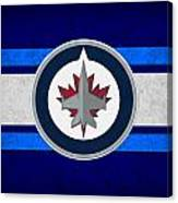 Winnipeg Jets Canvas Print