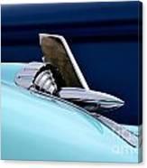 57 Chevy Detail Canvas Print