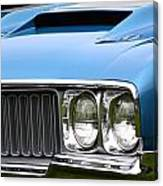 60's Oldsmobile 442 Canvas Print
