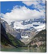 852p Lake Louise Canada Canvas Print