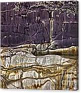 Devonian Slates Canvas Print