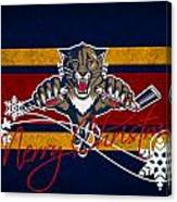 Florida Panthers Canvas Print