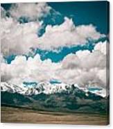 Himalaya Range Canvas Print