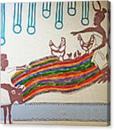 Kintu And Nambi Canvas Print