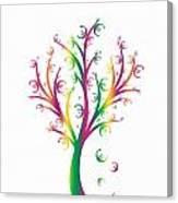 Money Tree Canvas Print
