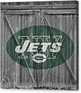New York Jets Canvas Print