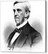 Oliver Wendell Holmes Canvas Print
