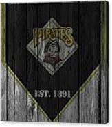 Pittsburgh Pirates Canvas Print