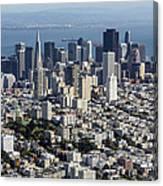 San Francisco, California Ca Canvas Print