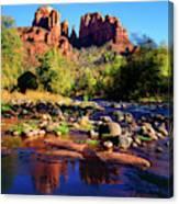 Usa, Arizona, Sedona Canvas Print