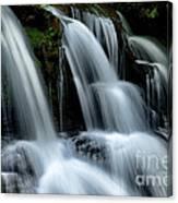 West Virginia Waterfall  Canvas Print