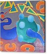 90-xenopet Canvas Print