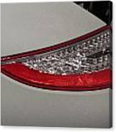 911 Taillight Canvas Print