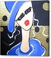 Pikotine Art Canvas Print