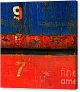 987 Canvas Print