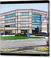 A Bank II Canvas Print