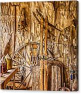 A Bannack General Store Canvas Print