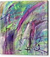 A Beautiful Mess Canvas Print