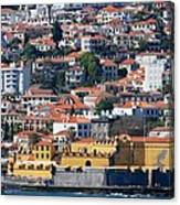 A Bit Of Funchal Canvas Print