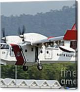A Bombardier Aerospace Cl-415 Mp Canvas Print