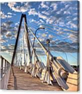A Bridge To Heaven Canvas Print
