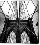 A Brooklyn Perspective Canvas Print