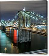 A Brooklyn View  Canvas Print
