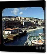 Messina Canvas Print