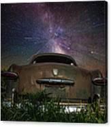 A Car's Dream... Canvas Print