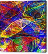 A Cats Dream 20130512 Vertical Canvas Print