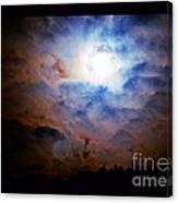 A Celestial Harmonic Canvas Print