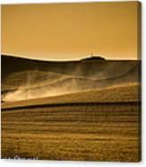 Cougar Harvest Canvas Print