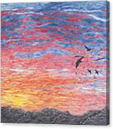 A Distant Time Canvas Print