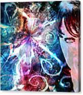 A Dreamer's Dream Canvas Print