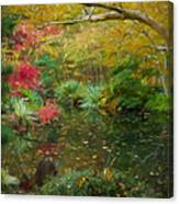 A Fall Afternoon Canvas Print