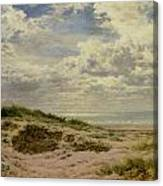 A Fine Morning On The Coast Canvas Print