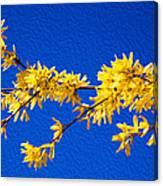 A Golden Afternoon Canvas Print