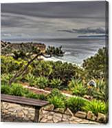 A Grand Vista Canvas Print