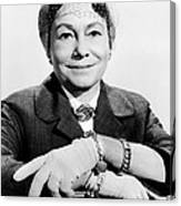 A Hole In The Head, Thelma Ritter, 1959 Canvas Print