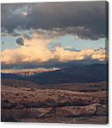 A Light In The Distance Canvas Print